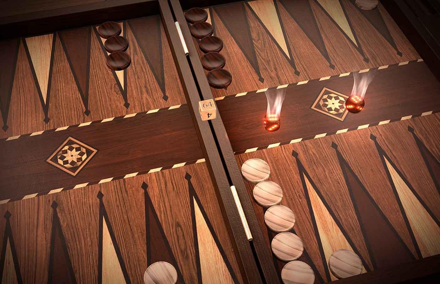 Large Backgammon