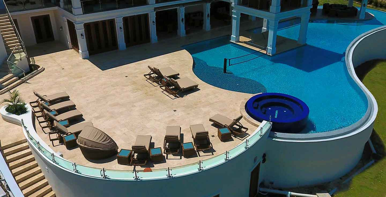 Pool Deck Workout